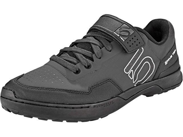 adidas Five Ten Kestrel Lace Scarpe Per Mountain Bike Uomo, carbon/core black/clear grey